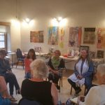 group art sessions at pamela underwood studios